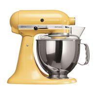 Batedeira Stand Mixer Artisan - Majestic Yellow