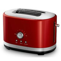 Torradeira Manual KitchenAid Artisan 2 Fatias Empire Red - KJC42AV