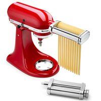Kit Batedeira Stand Mixer + Set Pasta Fettuccine
